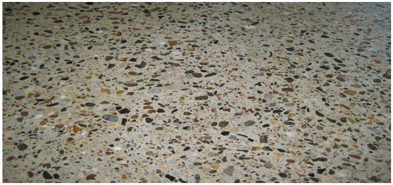 beton terrazzo